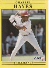 Buy 1991 Fleer #397 Charlie Hayes