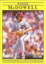 Buy 1991 Fleer #405 Roger McDowell