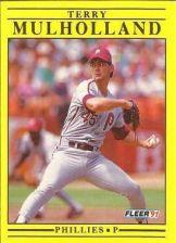 Buy 1991 Fleer #408 Terry Mulholland