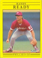 Buy 1991 Fleer #410 Randy Ready
