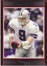Buy 2007 Bowman #9 Tony Romo