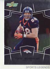 Buy 2008 Score Select #89 Tony Scheffler