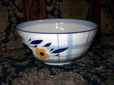 Buy Antique Large Chinese Floral Porcelain Bowl