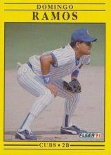 Buy 1991 Fleer #429 Domingo Ramos