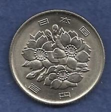 Buy JAPAN 100 Yen COIN Flower - Nice Coin! Great Condition!