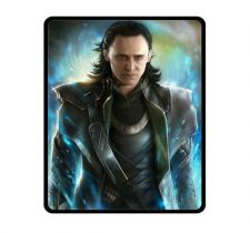 Buy Thor LOKI Thor The Dark World TOM HIDDLESTON Custom Cotton Fleece Blanket Ideal Gift
