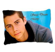 Buy Hot Customized Name or Word Teen Wolf Dylan O'Brien Pillow Case Cover GIFT