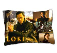 Buy LOKI Thor The Dark World TOM HIDDLESTON Custom Pillow Case Cover GIFT