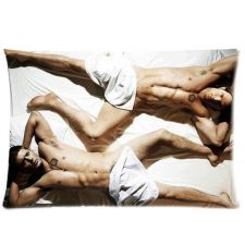 "Buy Supernatural Sam Dean Shirtless Custom Pillow Case Cover Size 20"" x 30"" Ideal GIFT"