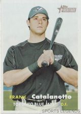 Buy 2006 Heritage #17 Frank Catalanotto