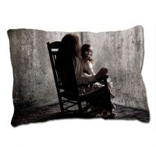 Buy Annabelle The Doll Movie The Conjuring Horror Movie Pillow Case Cover Christmas GIFT