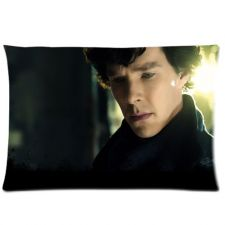 "Buy SHERLOCK Custom Pillow Case Pillowcase Cover Size 20"" x 30"" Ideal GIFT"