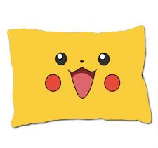 Buy Pokemon Pikachu Bulbasaur Charmander Squirtle Custom Pillow Case Cover