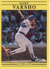 Buy 1991 Fleer #435 Gary Varsho