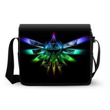 Buy The Legend of Zelda Custom Messenger Bag, School Bag, Laptop Bag, Note Bag Ideal Gift