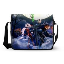 Buy Jack Skellington The Nightmare Before Christmas Custom Messenger Bag, School Bag GIFT
