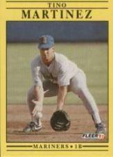 Buy 1991 Fleer #458 Tino Martinez
