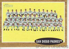 Buy 2011 Heritage #22 San Diego Padres