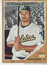 Buy 2011 Heritage #38 Coco Crisp