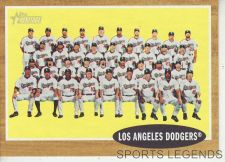 Buy 2011 Heritage #43 Los Angeles Dodgers