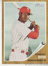 Buy 2011 Heritage #104 Domonic Brown