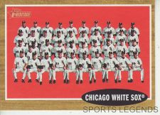 Buy 2011 Heritage #113 Chicago White Sox