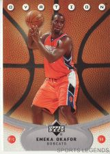 Buy 2006-07 Upper Deck Ovation #6 Emeka Okafor