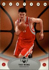 Buy 2006-07 Upper Deck Ovation #27 Yao Ming