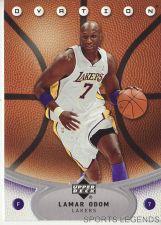 Buy 2006-07 Upper Deck Ovation #36 Lamar Odom
