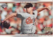 Buy 2007 Upper Deck #3 Brian Burres