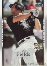 Buy 2007 Upper Deck #8 Josh Fields