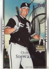Buy 2007 Upper Deck #9 Chris Stewart
