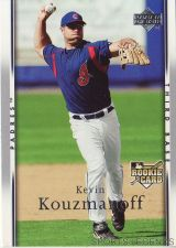 Buy 2007 Upper Deck #12 Kevin Kouzmanoff