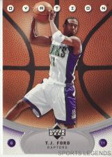 Buy 2006-07 Upper Deck Ovation #44 TJ Ford