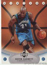 Buy 2006-07 Upper Deck Ovation #47 Kevin Garnett