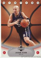 Buy 2006-07 Upper Deck Ovation #51 Jason Kidd