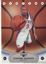 Buy 2006-07 Upper Deck Ovation #56 Stephon Marbury