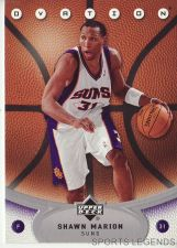 Buy 2006-07 Upper Deck Ovation #65 Shawn Marion