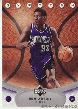 Buy 2006-07 Upper Deck Ovation #69 Ron Artest