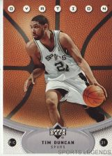 Buy 2006-07 Upper Deck Ovation #72 Tim Duncan