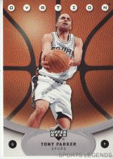 Buy 2006-07 Upper Deck Ovation #74 Tony Parker