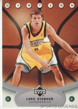 Buy 2006-07 Upper Deck Ovation #77 Luke Ridnour