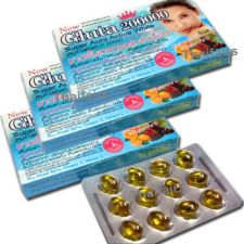 Buy Gluta 200000 Mg L- glutathione Skin Whitening Vitamin C Mix Berry