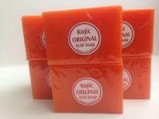 Buy 101% ORIGINAL KOJIC ACID SKIN WHITENING SOAP