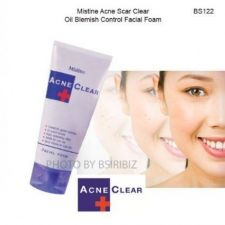 Buy NEW MISTINE ACNE CLEAR FACIAL FORM OIL CONTROL FORMULA FOR ACNE SKIN 85g.