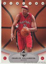 Buy 2006-07 Upper Deck Ovation #80 Charlie Villanueva