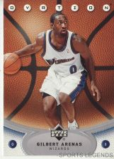 Buy 2006-07 Upper Deck Ovation #83 Gilbert Arenas