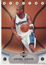 Buy 2006-07 Upper Deck Ovation #84 Antwn Jamison
