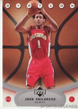 Buy 2006-07 Upper Deck Ovation #85 Josh Childress