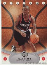Buy 2006-07 Upper Deck Ovation #88 Juan Dixon